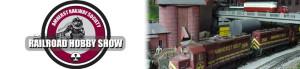 Amherst Railway Society Railroad Hobby Show 2014